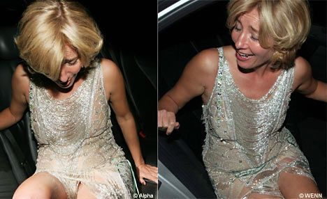Emma thompson upskirt pictures