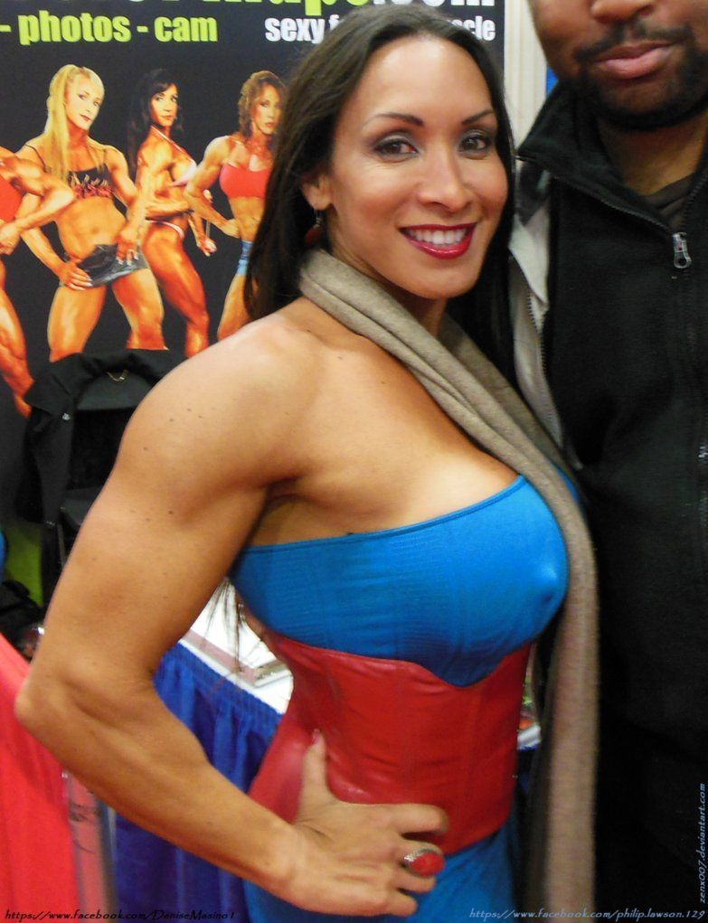 All became masino porn denise bodybuilder remarkable