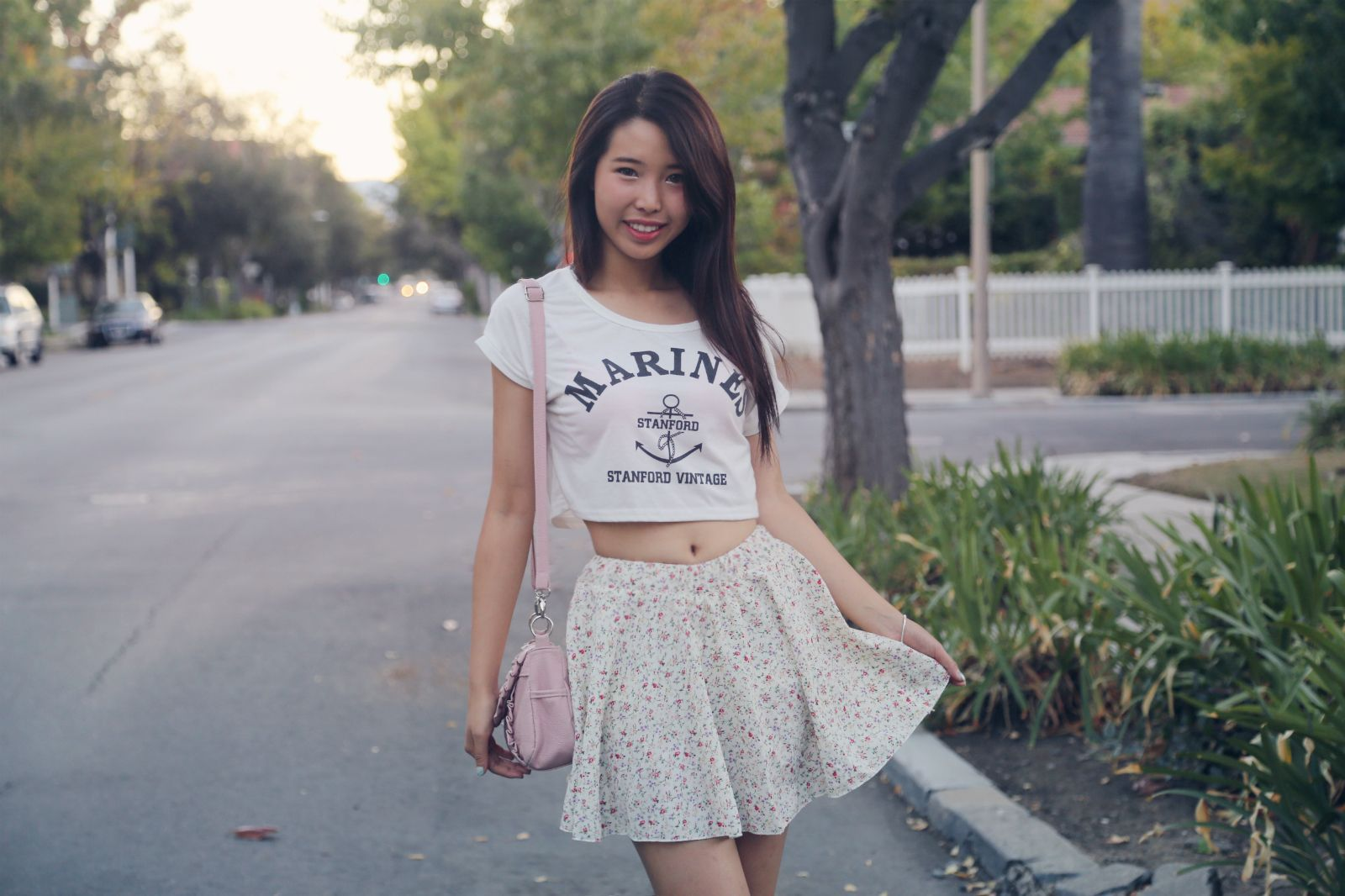 Asian girl next