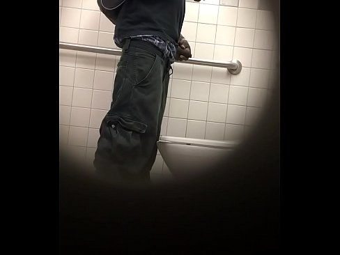 Power S. reccomend Black man pissing