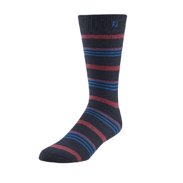 best of Striped socks Footjoy