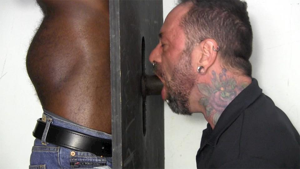 sucking cock gay Amateur gloryhole