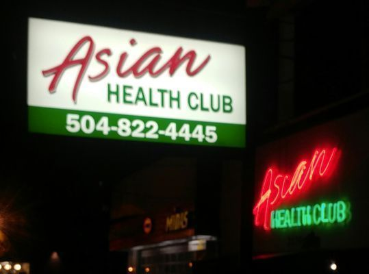 Asian massage parlors in new orleans