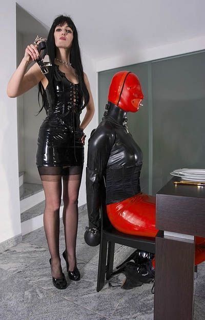 Fetish clothing and Bondage