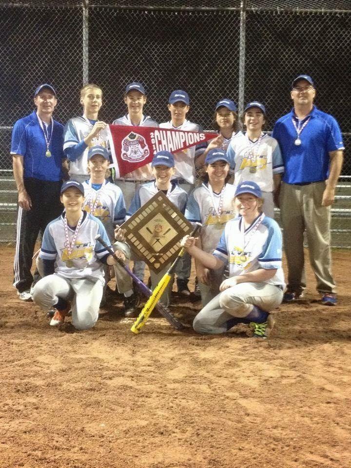 Midget boys fastball provincial tourname