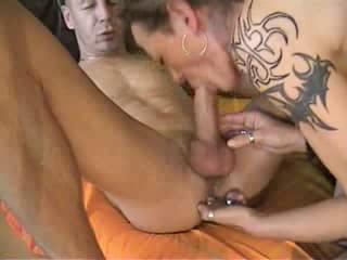 licking asshole Girl guys