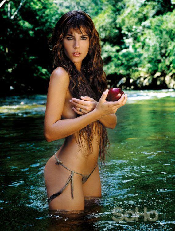 Fernanda gets sexy