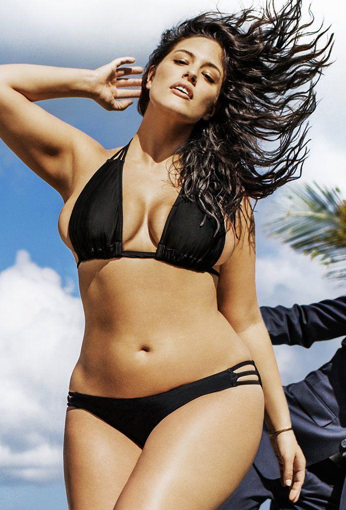 Snowdrop reccomend Plus size female topless bikini models