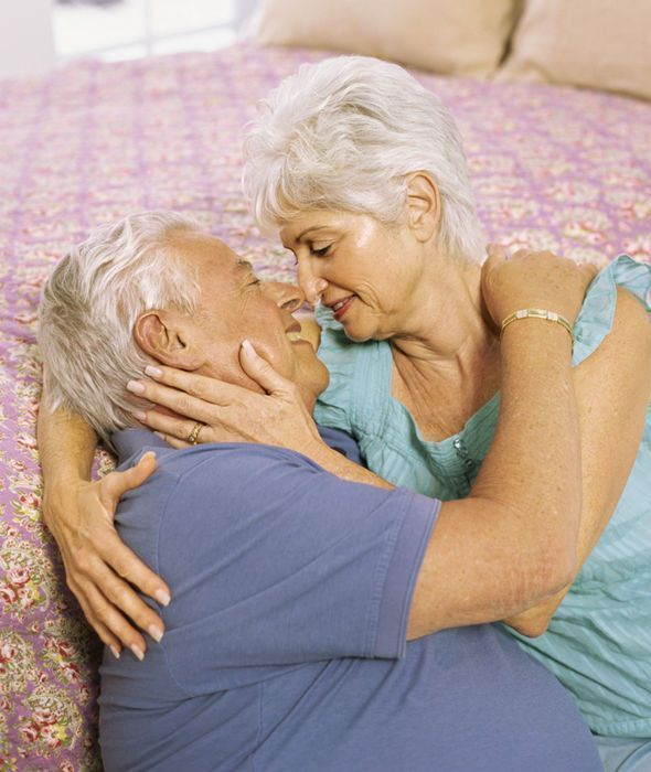 Old age sex positions