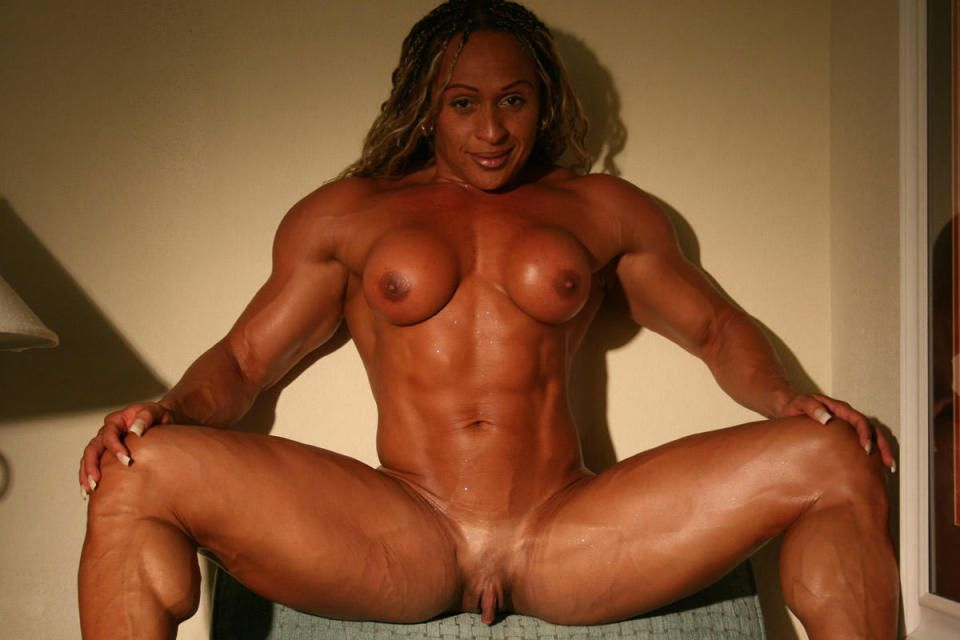Consider, that naked massive muscle womens think