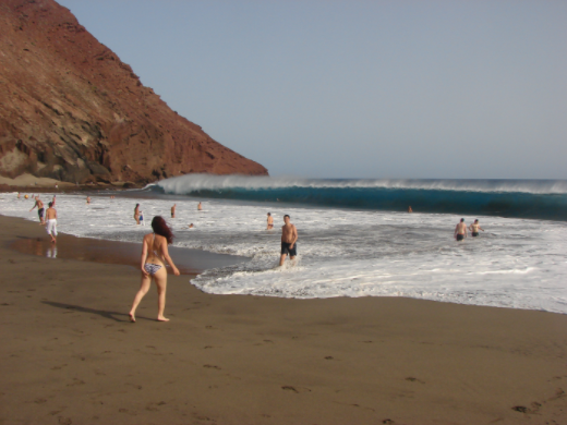 best of Teneriffe Nudist beaches in
