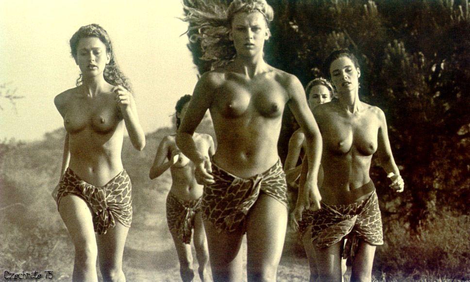 Removed Naked black male slaves