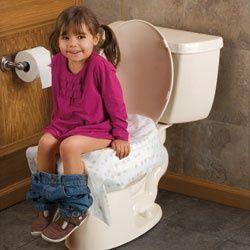 Vanilla B. reccomend Bizzare toilet peeing