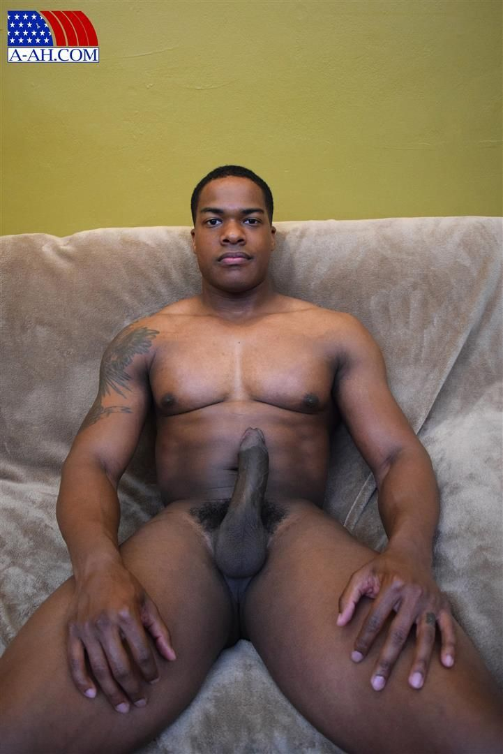African american cock