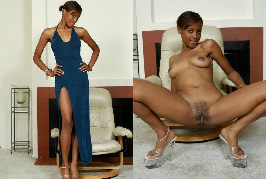 Nude black ebony babes undressing opinion