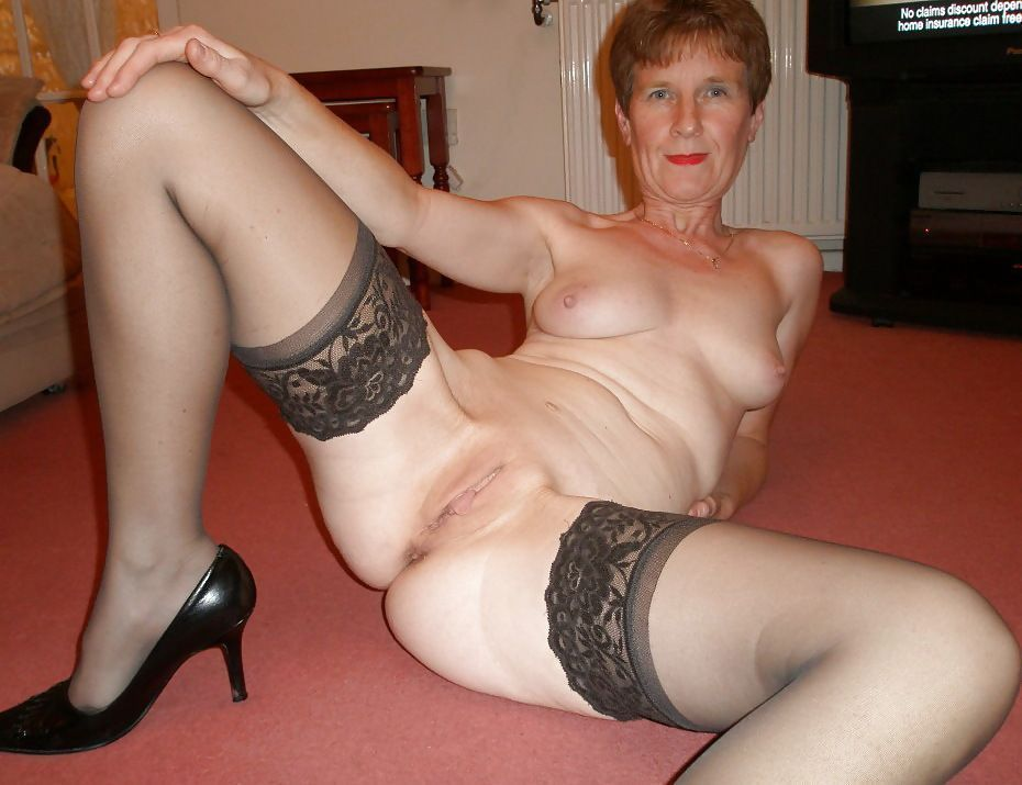 That amateur granny spread