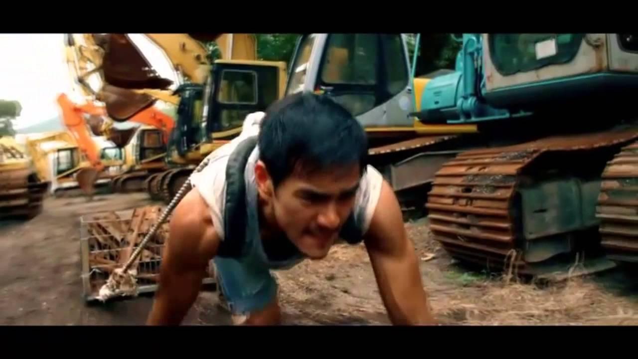 Asian clip trailer