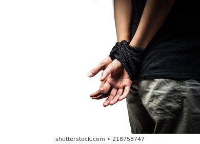 best of Above head girl tieds hands Asian
