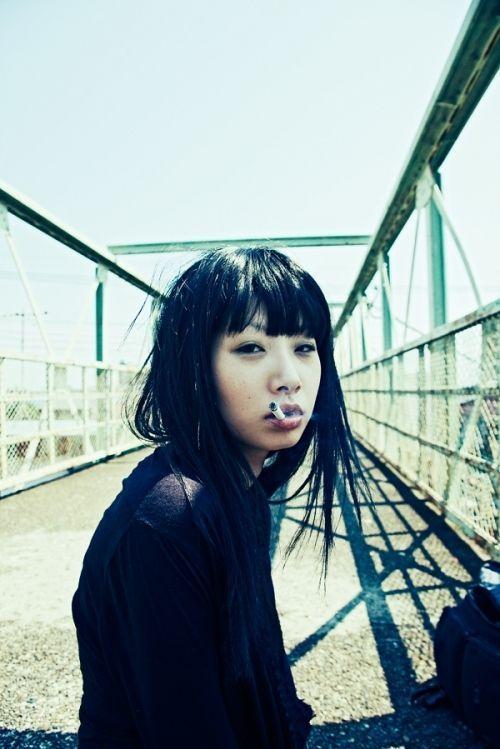 best of Smoking cigarettes girls Asian