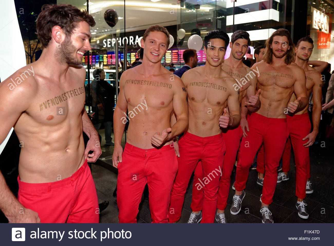 best of Men shows Australian stripper