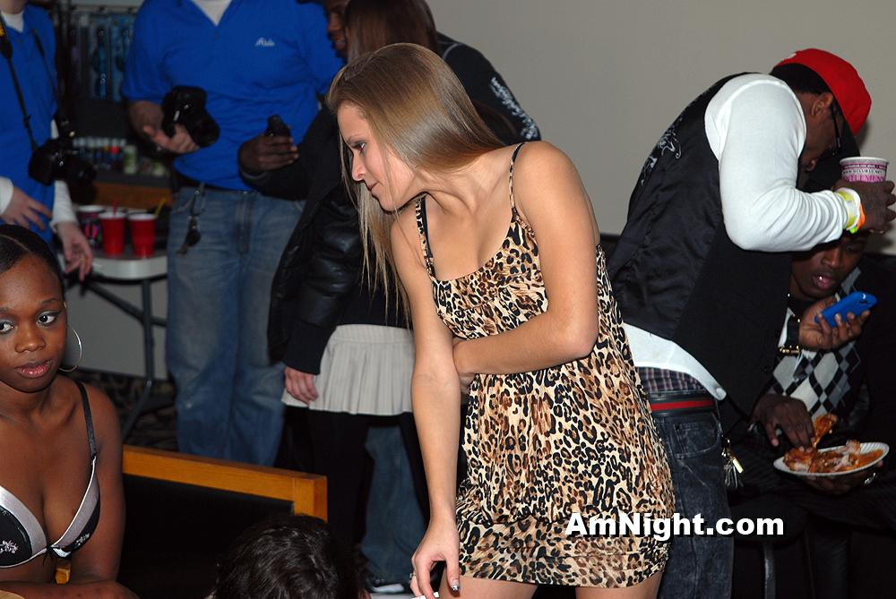 Junior M. reccomend Amateur night stripclub