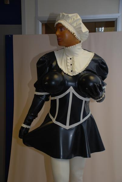 Bondage maids uniform