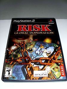 best of 2 domination global Play station risk