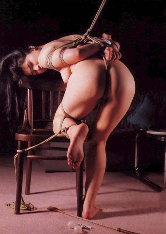 Japanese bondage porn