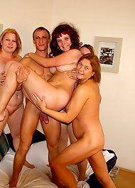 Sex parties mature