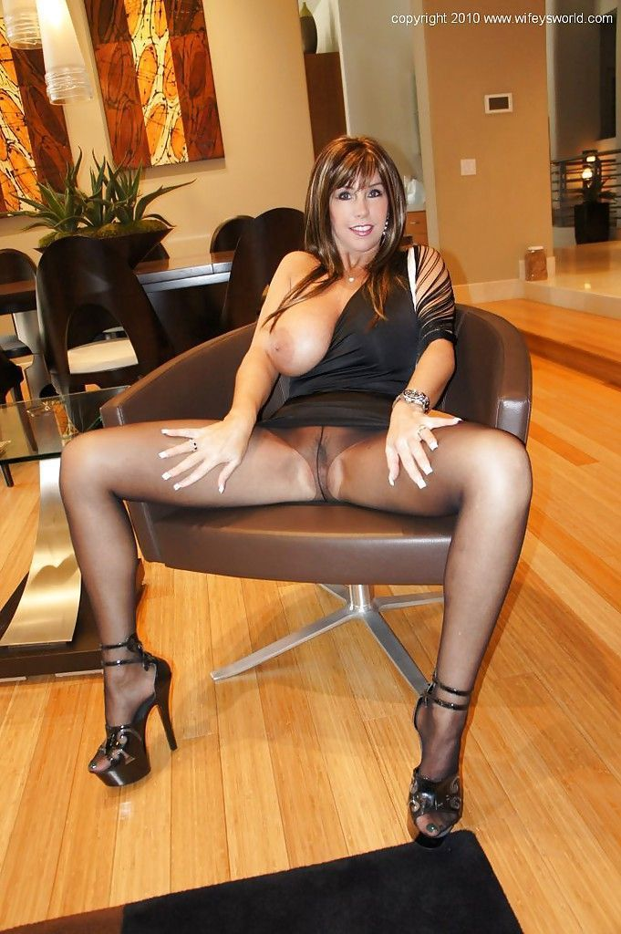 Not mature big tits pantyhose thanks you