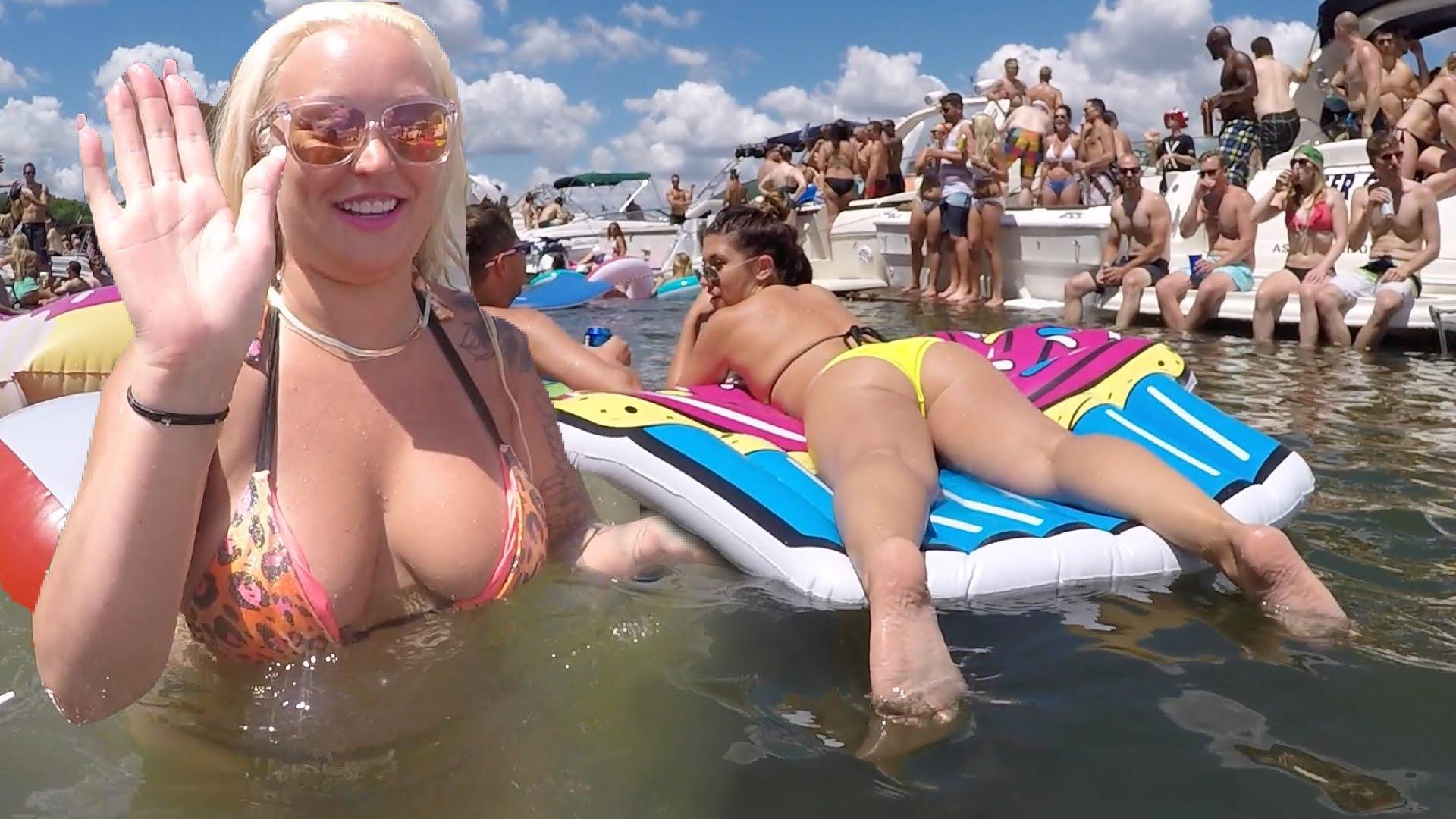 Tabasco reccomend Bikini parties gone wild