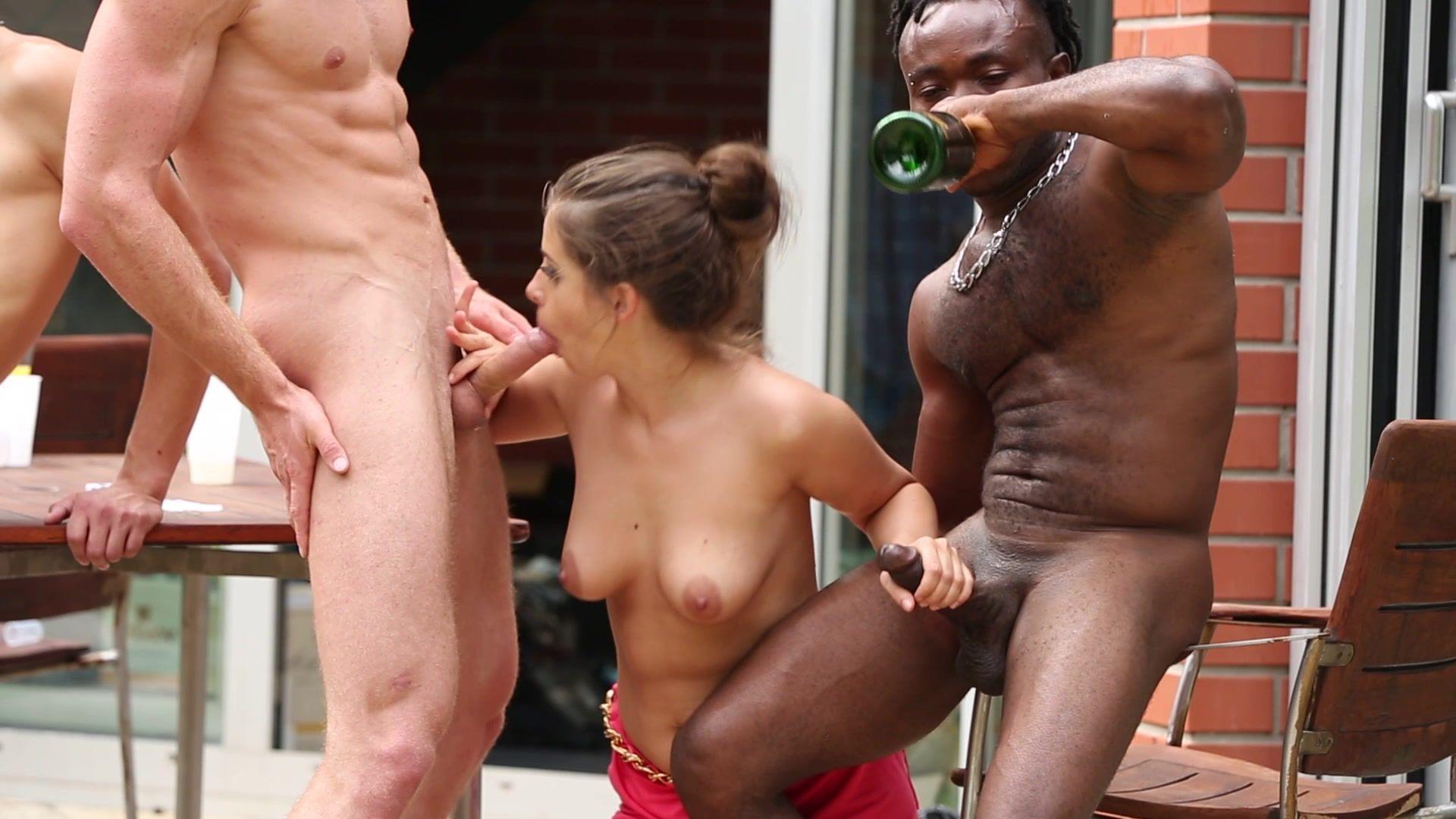 Bisex party pics