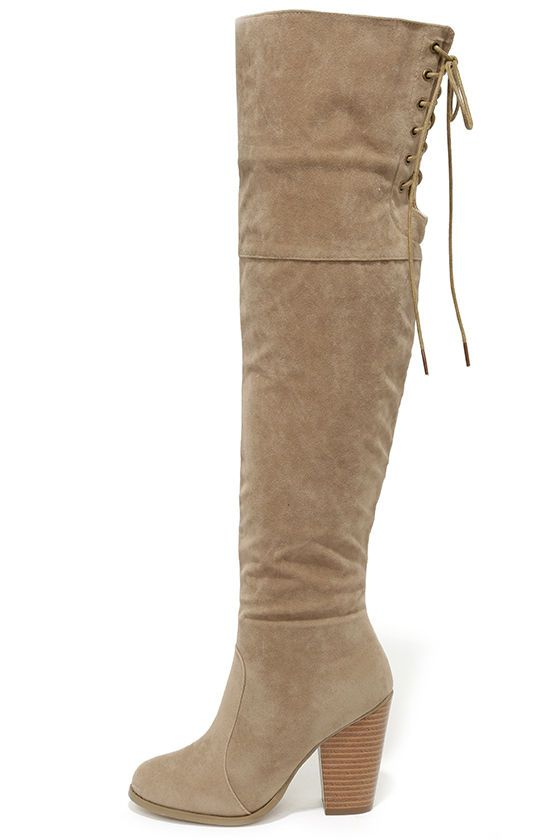 best of Nude Boot high pic knee