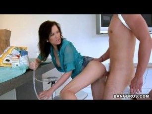 Agree brandi m amature facial