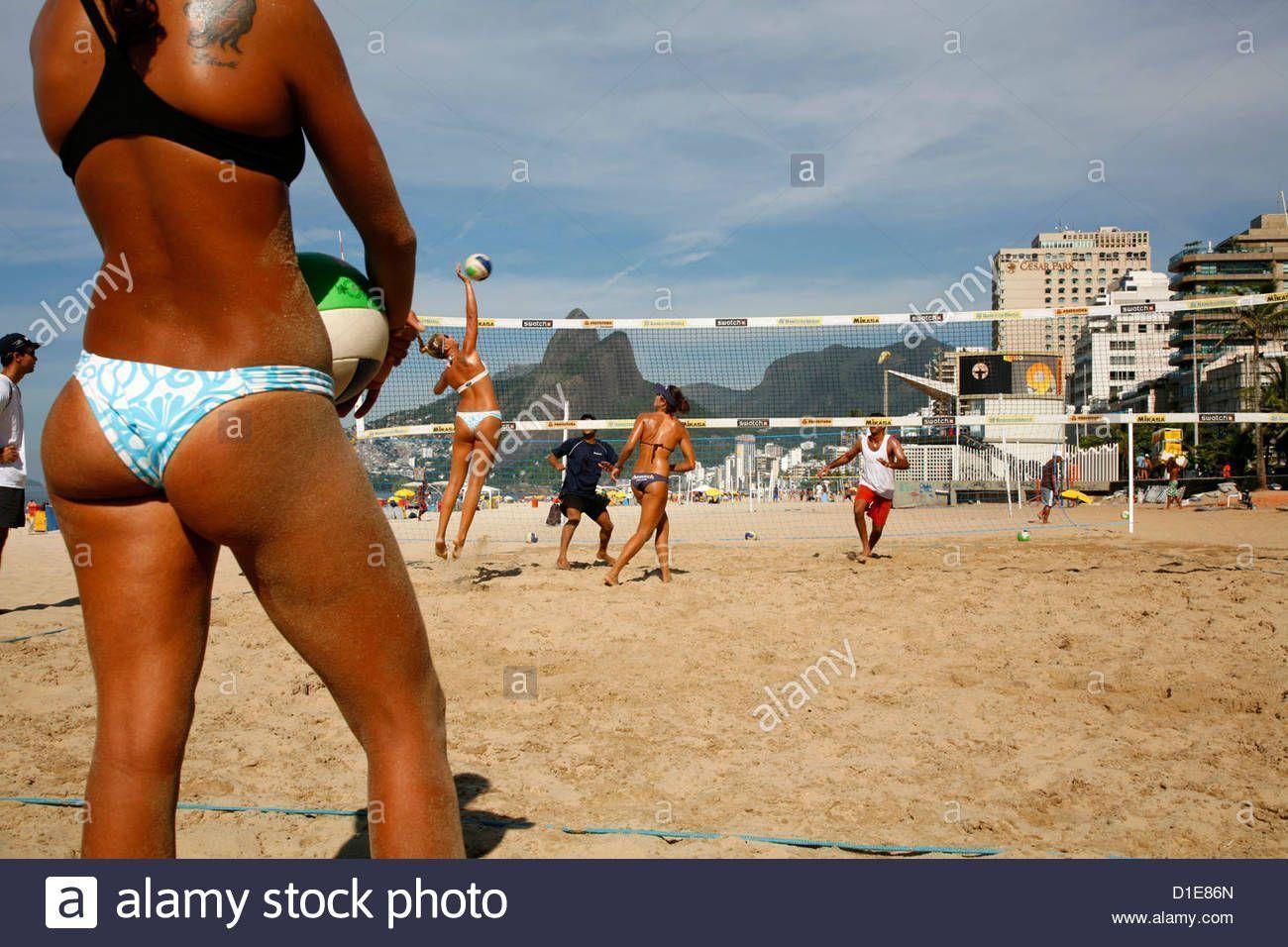 Brazilian bikini party south beach