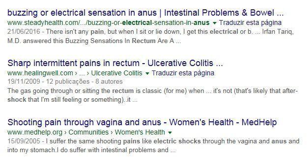 Sabertooth reccomend Buzzing in anus