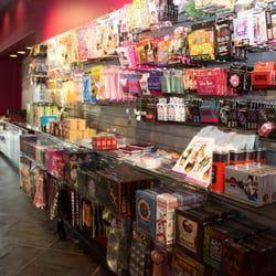 Hustler sex shop