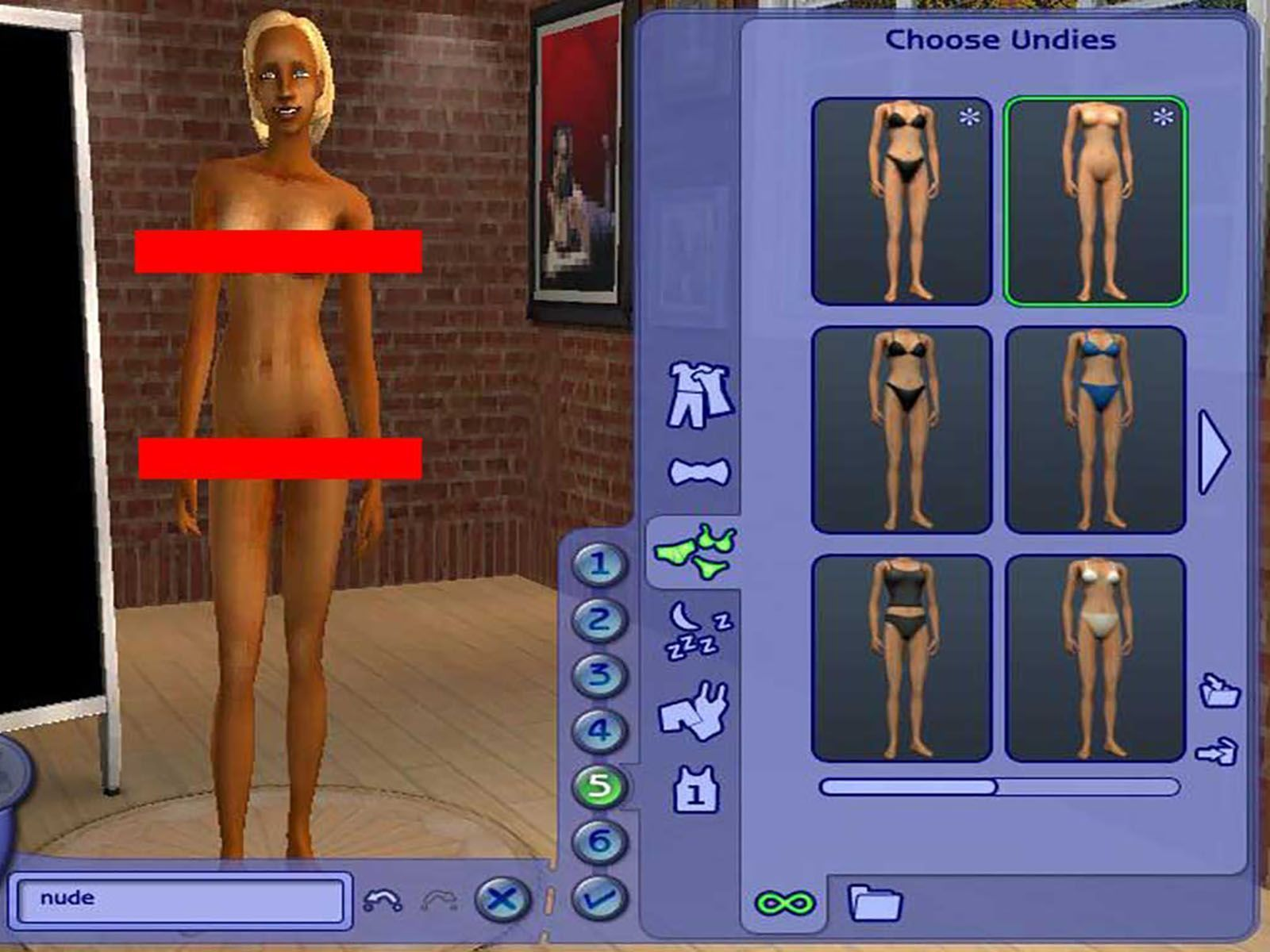 Vulture reccomend The sims nake