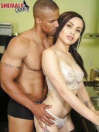 best of Interacial gallaries Shemale porn