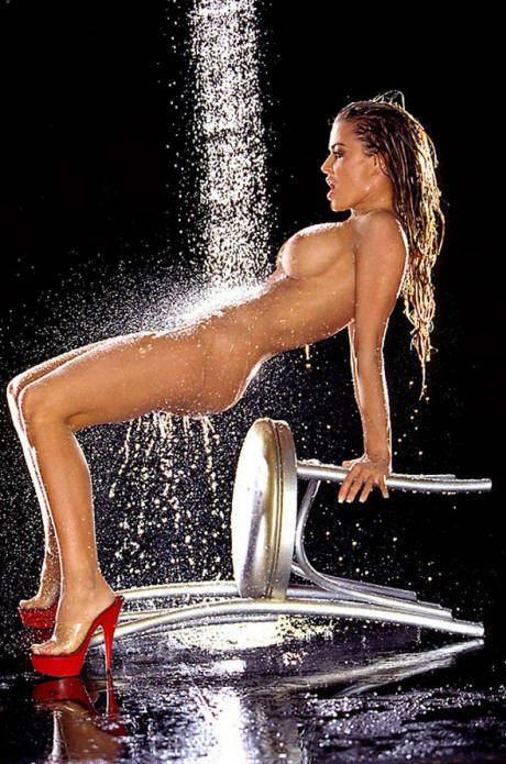naked up Carmen tied electra