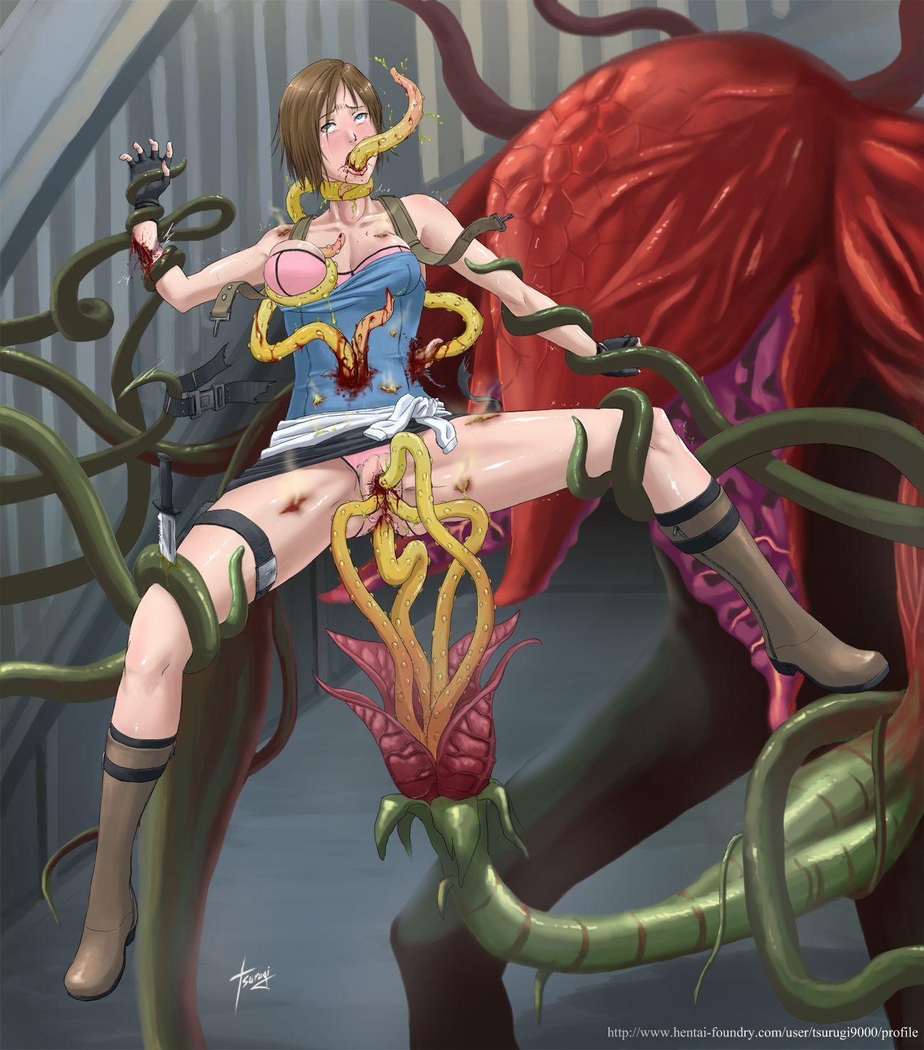Anime Tentacle Porn Female Pov hentai death tentacles - porn images. comments: 3