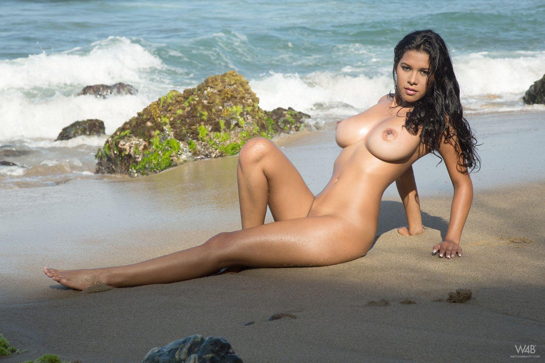 Topless bikini girls at beach for that