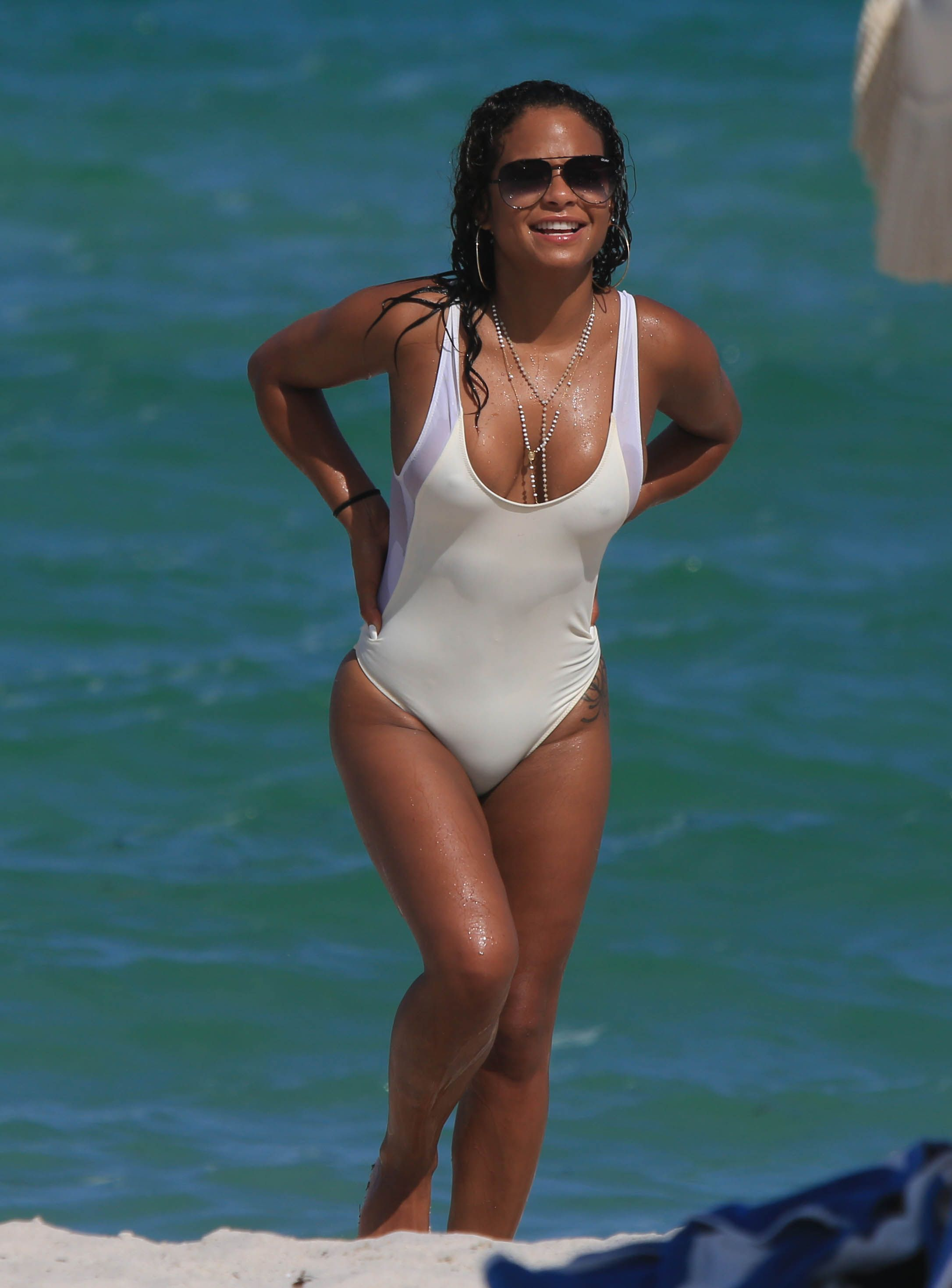 Christina milian naked picture