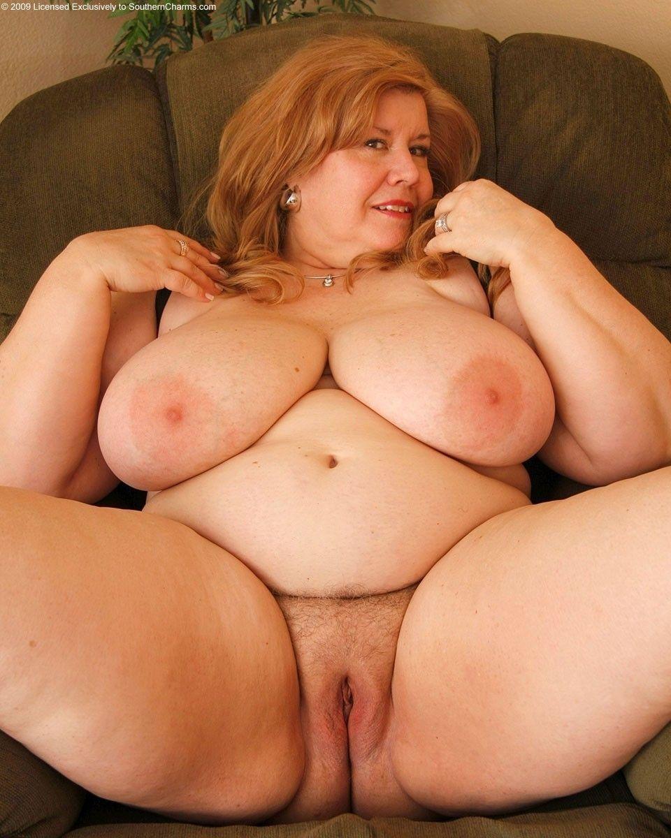 chubby granny naked