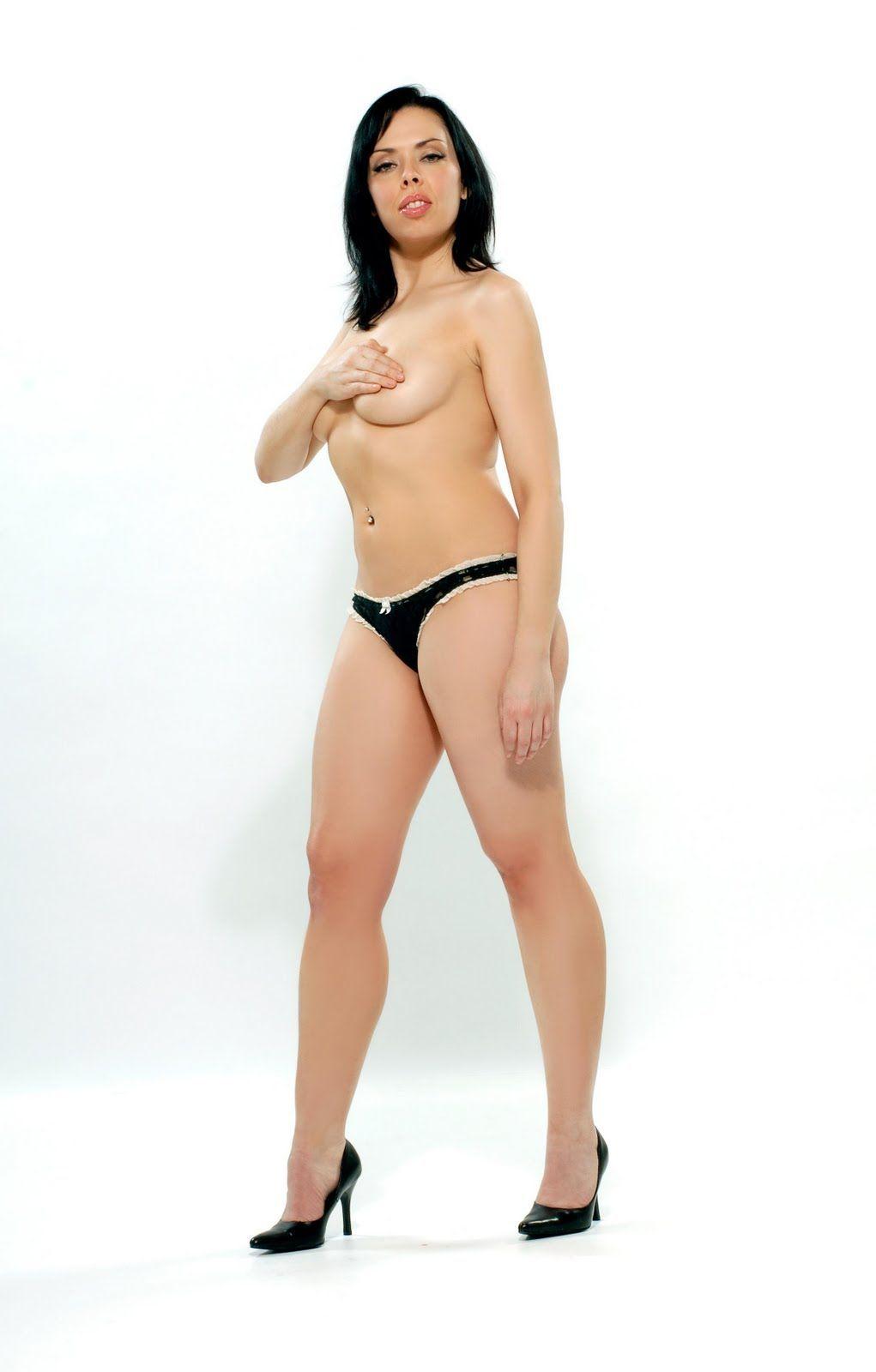 Naked news christine
