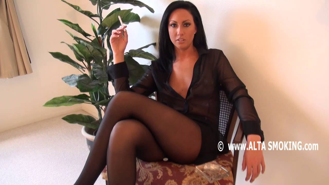 best of Lucky Pantyhose smoking