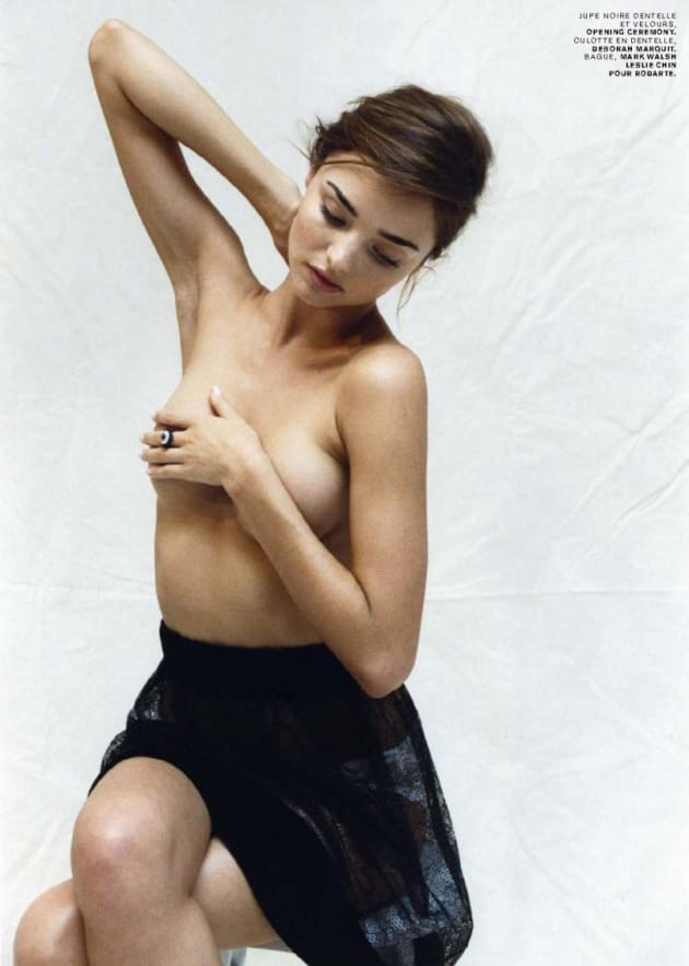 Remarkable, Miranda kerr fully naked understand this