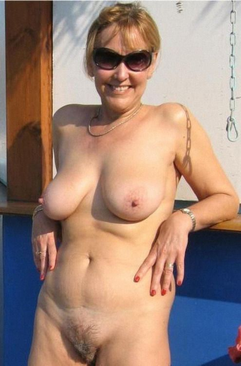 old senior nudist