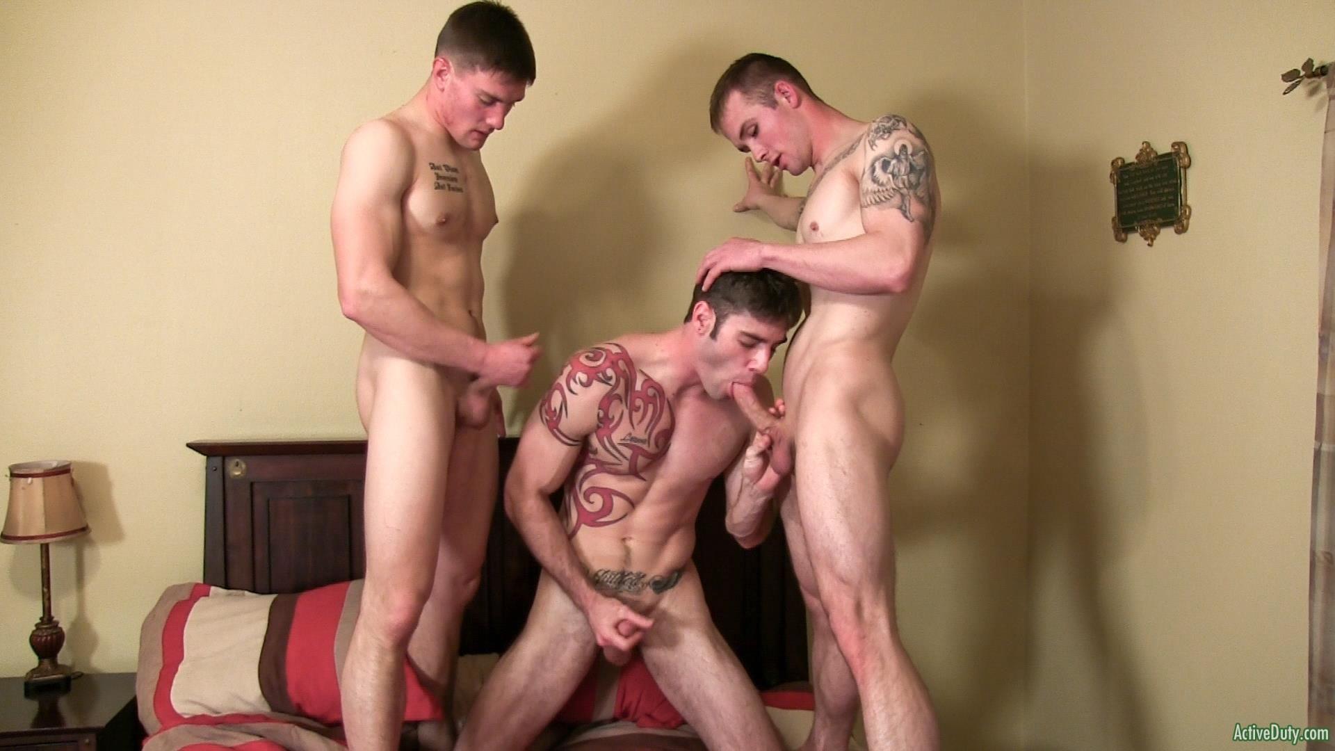 Military gay porn videos