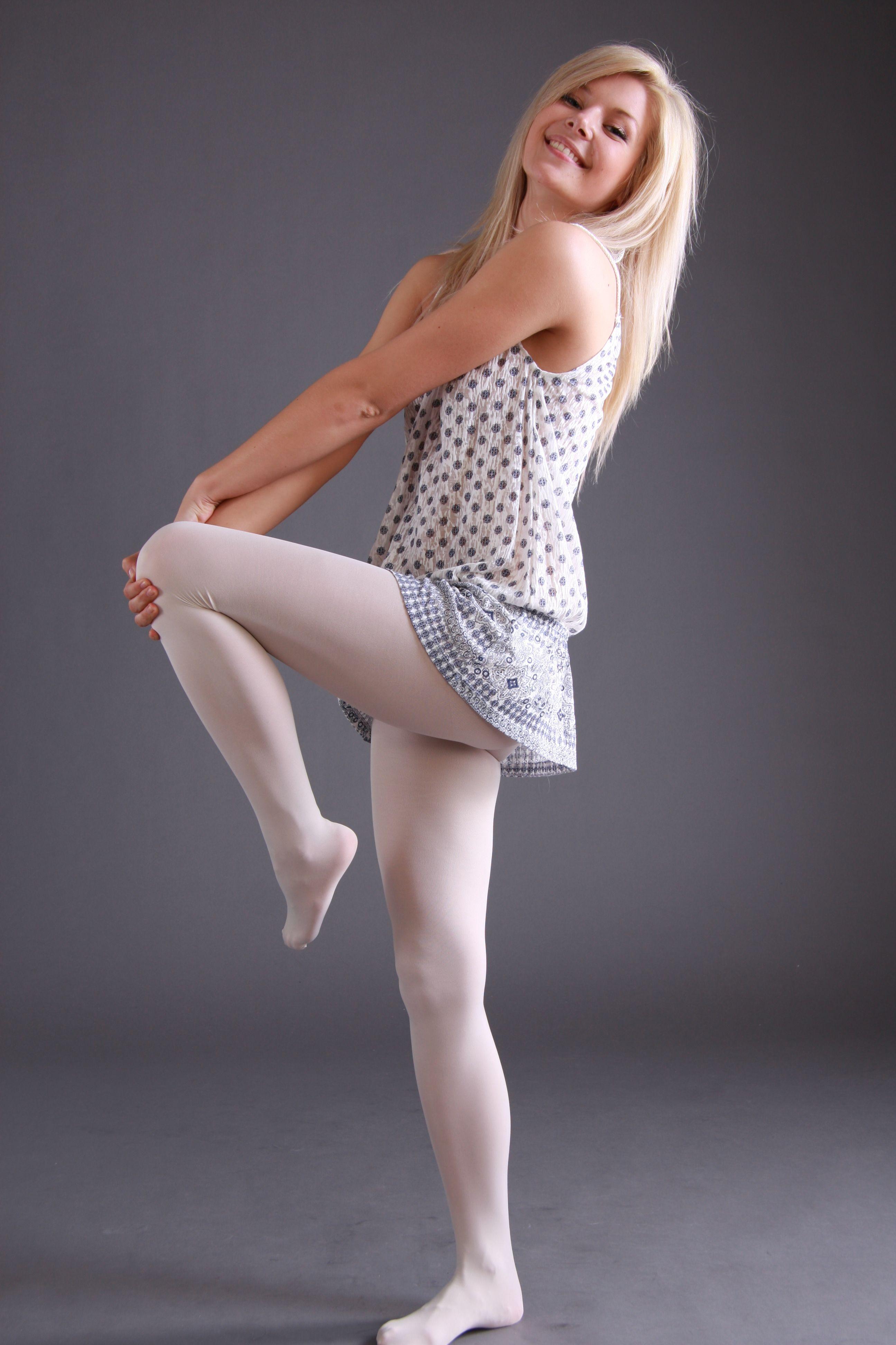 best of Fashion models Pantyhose